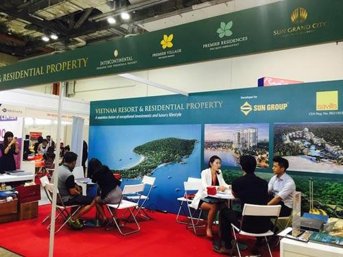 Sun Group estate projects on Phu Quoc attract Singaporean investors