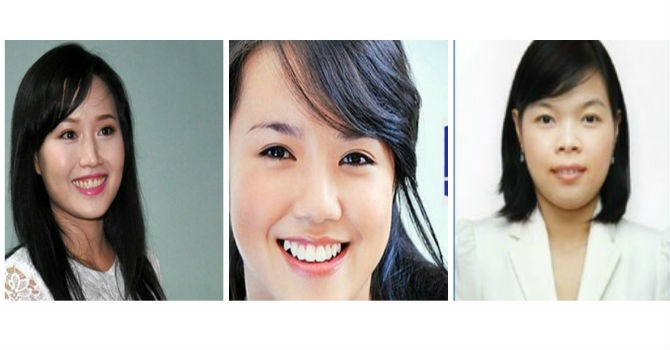 The youngest female dollar multi-millionaires on the stock market