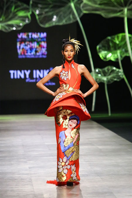 Vietnam International Fashion Week kicks off