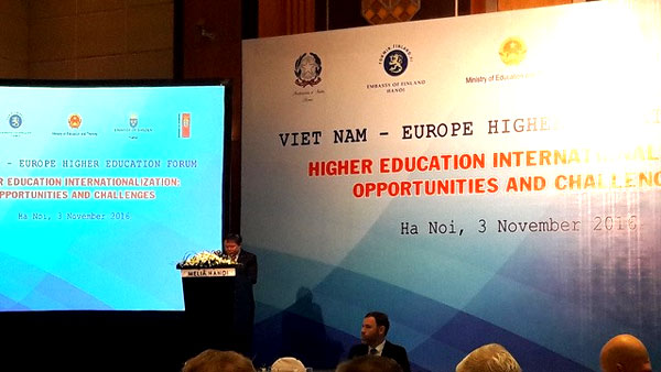 Vietnam-EU universities cooperation gets more opportunities