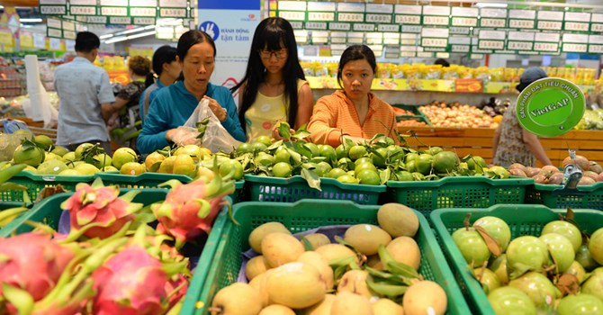 Chinese farm produce with zero tariff puts pressure on Vietnamese products