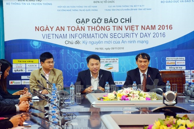 Vietnam info security day coming