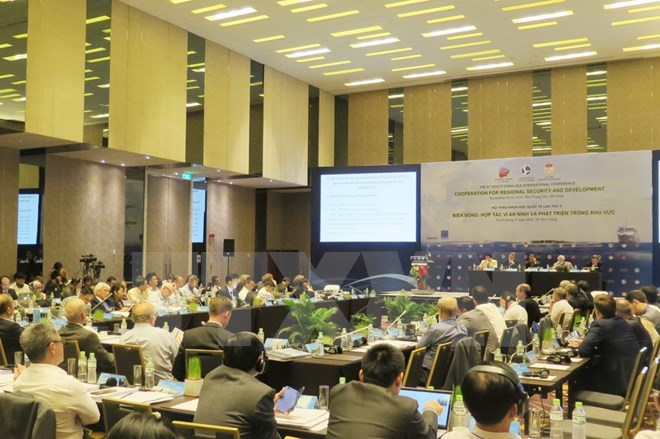 Int'l conference on East Sea issue wraps up, Government news, Vietnam breaking news, politic news, vietnamnet bridge, english news, Vietnam news, news Vietnam, vietnamnet news, Vietnam net news, Vietnam latest news, vn news