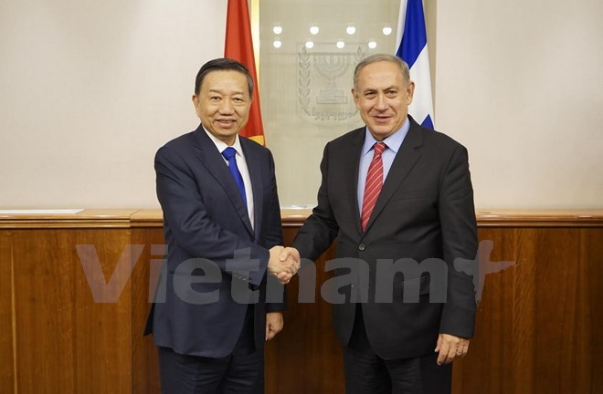 Public Security Minister's visit to foster ties with Israel, Government news, Vietnam breaking news, politic news, vietnamnet bridge, english news, Vietnam news, news Vietnam, vietnamnet news, Vietnam net news, Vietnam latest news, vn news