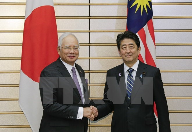 Japan, Malaysia affirm stance on East Sea issue, Government news, Vietnam breaking news, politic news, vietnamnet bridge, english news, Vietnam news, news Vietnam, vietnamnet news, Vietnam net news, Vietnam latest news, vn news