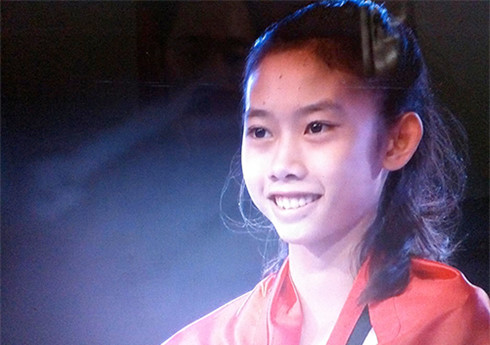 Young Martial Artists Take To The Mat In Canada News Vietnamnet