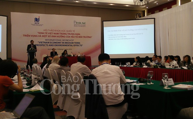 GDP may contract 0.6 percent annually due to disasters, pollution, vietnam economy, business news, vn news, vietnamnet bridge, english news, Vietnam news, news Vietnam, vietnamnet news, vn news, Vietnam net news, Vietnam latest news, Vietnam breaking news