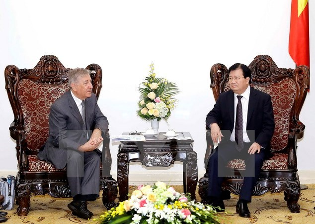 Vietnam wishes for more EU support in environment protection, Government news, Vietnam breaking news, politic news, vietnamnet bridge, english news, Vietnam news, news Vietnam, vietnamnet news, Vietnam net news, Vietnam latest news, vn news