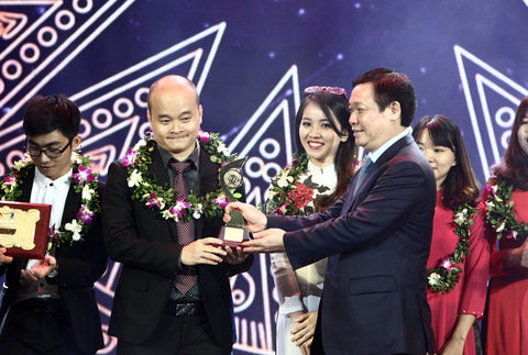 Vietnamese talents honoured at awards, IT news, sci-tech news, vietnamnet bridge, english news, Vietnam news, news Vietnam, vietnamnet news, Vietnam net news, Vietnam latest news, Vietnam breaking news, vn news