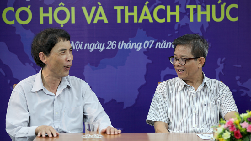 ASEAN Economic Community: opportunities and challenges (part 2), vu khoan, do duc dinh, vo tri thanh, asean, vietnam economy, business news, vn news, vietnamnet bridge, english news, Vietnam news, news Vietnam, vietnamnet news, vn news, Vietnam net news,
