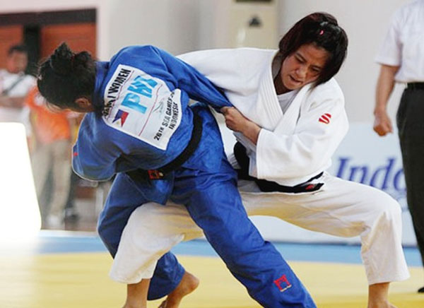 VN Judo star says goodbye to competition