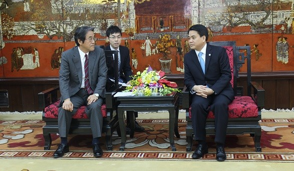 Hanoi wants to foster cooperation with Japan