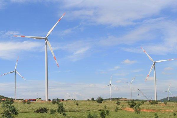 Binh Thuan, wind power project, price, cutting greenhouse gas emissions, Vietnam economy, Vietnamnet bridge, English news about Vietnam, Vietnam news, news about Vietnam, English news, Vietnamnet news, latest news on Vietnam, Vietnam