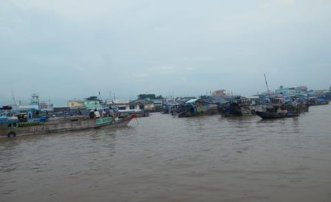 vietnamnet bridge, english news, Vietnam news, news Vietnam, vietnamnet news, Trung Nguyen Coffee, Starbucks, Vietnam net news, Vietnam latest news, water resources, Mekong, mekong delta