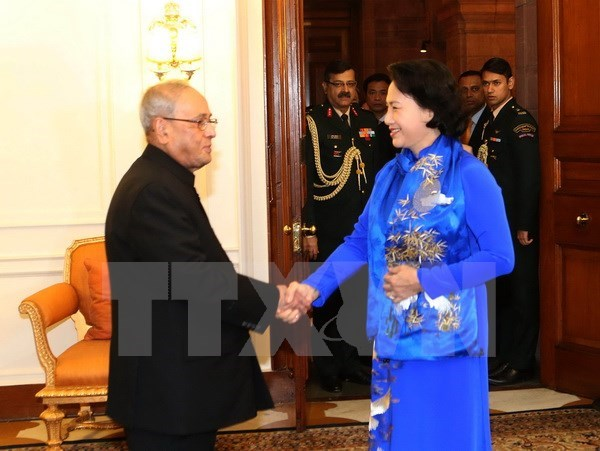 Vietnam backs India's Act East Policy: NA Chairwoman, Government news, Vietnam breaking news, politic news, vietnamnet bridge, english news, Vietnam news, news Vietnam, vietnamnet news, Vietnam net news, Vietnam latest news, vn news