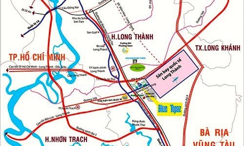 us firm studies long thanh international airport project vietnam economy business news vn