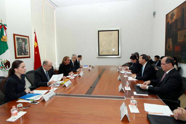 After Trump's win, China and Mexico move to deepen ties