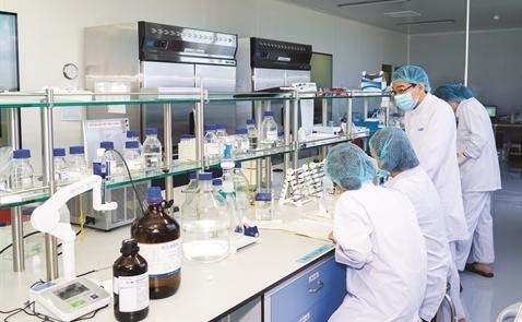 Made-in-Vietnam biopharmaceuticals produce stir on world market