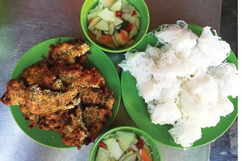Cha ruoi, an autumn treat of the north, travel news, Vietnam guide, Vietnam airlines, Vietnam tour, tour Vietnam, Hanoi, ho chi minh city, Saigon, travelling to Vietnam, Vietnam travelling, Vietnam travel, vn news