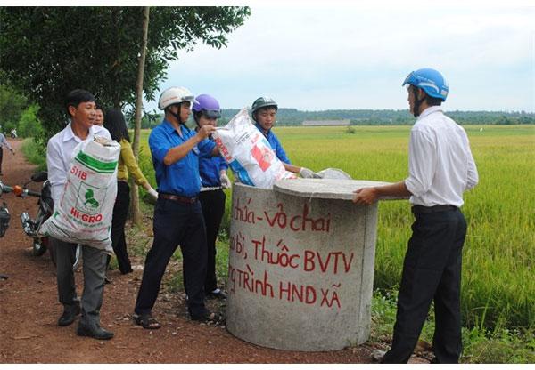 Pollution from pesticides, agricultural production, Vietnam economy, Vietnamnet bridge, English news about Vietnam, Vietnam news, news about Vietnam, English news, Vietnamnet news, latest news on Vietnam, Vietnam