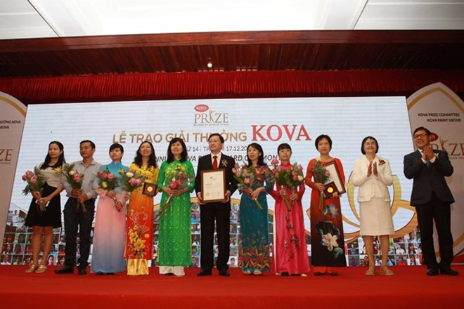 Blood freezing technique, milk with high protein win KOVA Prize, IT news, sci-tech news, vietnamnet bridge, english news, Vietnam news, news Vietnam, vietnamnet news, Vietnam net news, Vietnam latest news, Vietnam breaking news, vn news