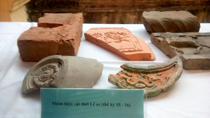 Many artefacts found in Thang Long Royal Citadel, entertainment events, entertainment news, entertainment activities, what's on, Vietnam culture, Vietnam tradition, vn news, Vietnam beauty, news Vietnam, Vietnam news, Vietnam net news, vietnamnet news, vi