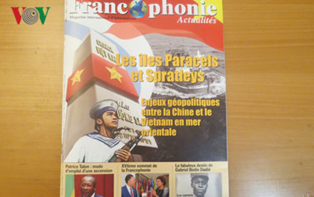 French magazine carries special edition on East Sea, Government news, Vietnam breaking news, politic news, vietnamnet bridge, english news, Vietnam news, news Vietnam, vietnamnet news, Vietnam net news, Vietnam latest news, vn news
