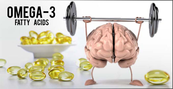Omega-3 fatty acids linked to lower risk of heart disease