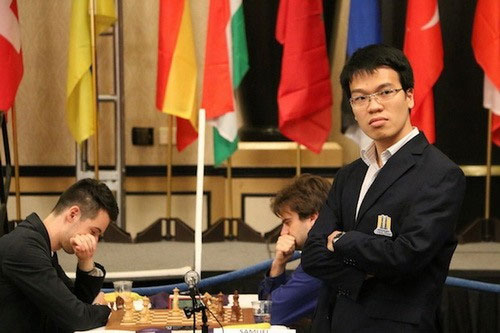 VN's top chess player drops one place to No 34 in world ranking