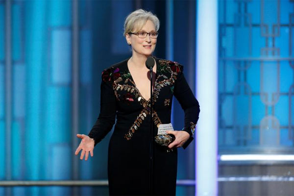 Twitter, Donald Trump, Meryl Streep, Oscar winner, 'overrated actress'