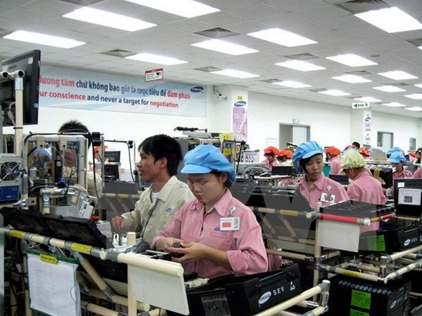 Samsung to seek more Vietnamese vendors in 2017, vietnam economy, business news, vn news, vietnamnet bridge, english news, Vietnam news, news Vietnam, vietnamnet news, vn news, Vietnam net news, Vietnam latest news, Vietnam breaking news