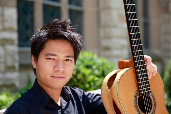 Professional guitarist, top prizes, international competitions, Vietnam economy, Vietnamnet bridge, English news about Vietnam, Vietnam news, news about Vietnam, English news, Vietnamnet news, latest news on Vietnam, Vietnam