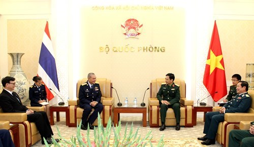 Vietnam, Thailand expand defence cooperation, Government news, Vietnam breaking news, politic news, vietnamnet bridge, english news, Vietnam news, news Vietnam, vietnamnet news, Vietnam net news, Vietnam latest news, vn news