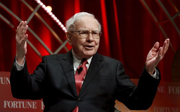 Investor Warren Buffett's life is chronicled in HBO movie