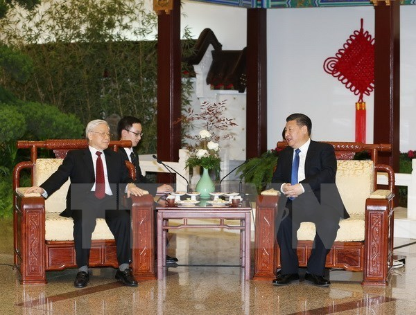 Vietnam-China issues Joint Communiqué, Government news, Vietnam breaking news, politic news, vietnamnet bridge, english news, Vietnam news, news Vietnam, vietnamnet news, Vietnam net news, Vietnam latest news, vn news