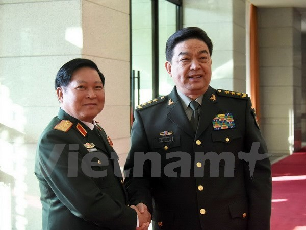 Vietnamese defence minister meets Chinese counterpart in Beijing, Government news, Vietnam breaking news, politic news, vietnamnet bridge, english news, Vietnam news, news Vietnam, vietnamnet news, Vietnam net news, Vietnam latest news, vn news