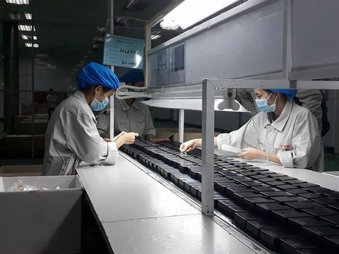 200 VN firms in Samsung chain, vietnam economy, business news, vn news, vietnamnet bridge, english news, Vietnam news, news Vietnam, vietnamnet news, vn news, Vietnam net news, Vietnam latest news, Vietnam breaking news