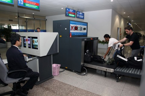 Underground scanning system to be installed at Tan Son Nhat airport