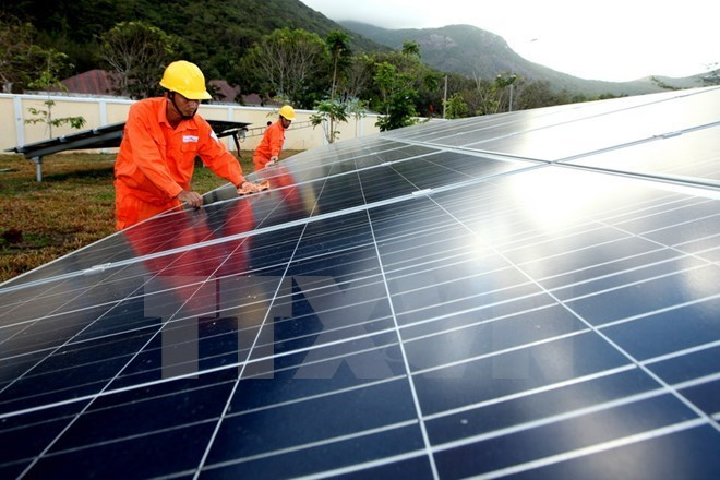 Foreign investment flows into solar energy, vietnam economy, business news, vn news, vietnamnet bridge, english news, Vietnam news, news Vietnam, vietnamnet news, vn news, Vietnam net news, Vietnam latest news, Vietnam breaking news