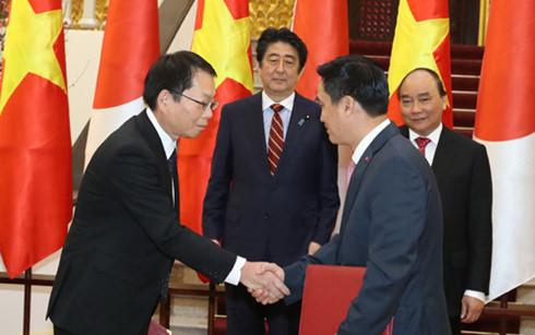 Nhật Bản ký hiệp định vay ODA với Việt Nam, nền kinh tế Việt Nam, tin tức kinh doanh, tin tức vn, cầu VietNamNet, tin tức tiếng Anh, tin tức Việt Nam, tin tức Việt Nam, tin tức VietNamNet, tin tức vn, Việt Nam tin tức ròng, tin tức mới nhất Việt Nam, Việt Nam tin tức phá vỡ