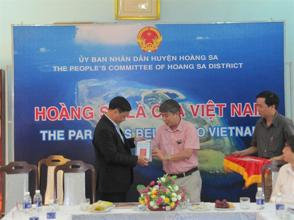 Old documents, Am Linh Pagoda, Hoang Sa and Truong Sa archipelagos, Vietnam economy, Vietnamnet bridge, English news about Vietnam, Vietnam news, news about Vietnam, English news, Vietnamnet news, latest news on Vietnam, Vietnam