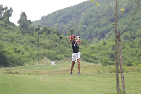 Golfers to tee off at Da Nang golf tourney