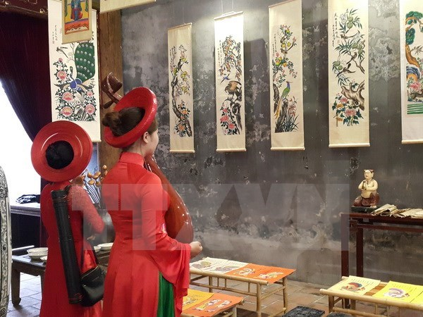 Myriad of Tet celebrations await visitors in Hanoi