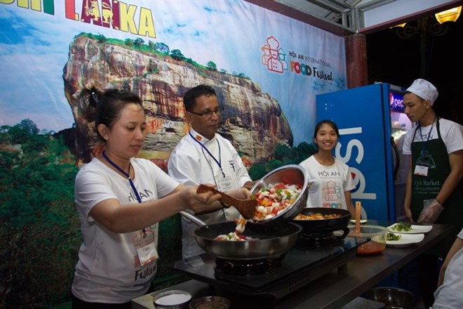 Hoi An food fest to showcase best of world's cuisine