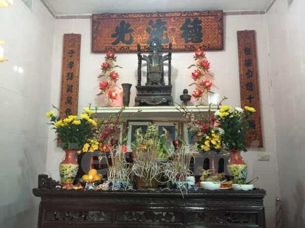 Worshipping ancestors - A fine tradition of Vietnam, entertainment events, entertainment news, entertainment activities, what's on, Vietnam culture, Vietnam tradition, vn news, Vietnam beauty, news Vietnam, Vietnam news, Vietnam net news, vietnamnet news,