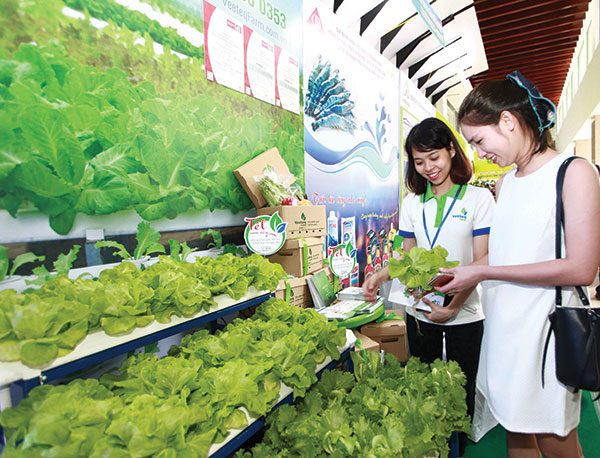 Giving agriculture a high-tech boost