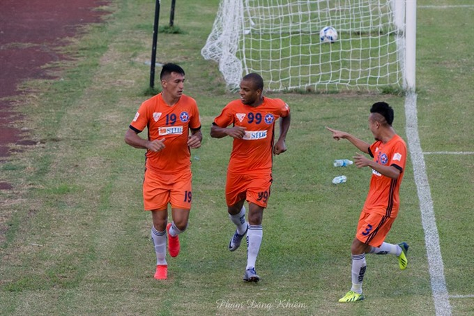 SHB Da Nang start lunar New Year match at home