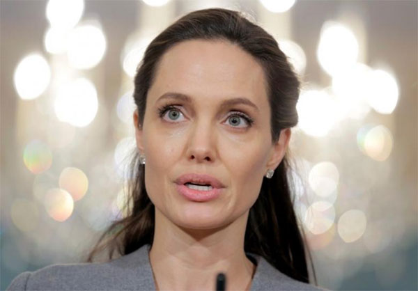 Angelina Jolie slams Trump travel ban, calls for 'compassionate America'