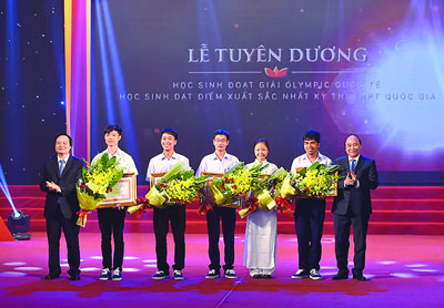 "2016 – ""Golden year"" for Vietnamese students"