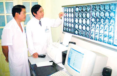 Nuclear medicine incredible breakthrough in treating lung cancer, IT news, sci-tech news, vietnamnet bridge, english news, Vietnam news, news Vietnam, vietnamnet news, Vietnam net news, Vietnam latest news, Vietnam breaking news, vn news